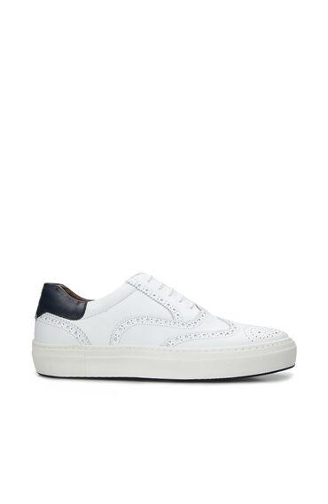 Erkek Beyaz Ayakkabı