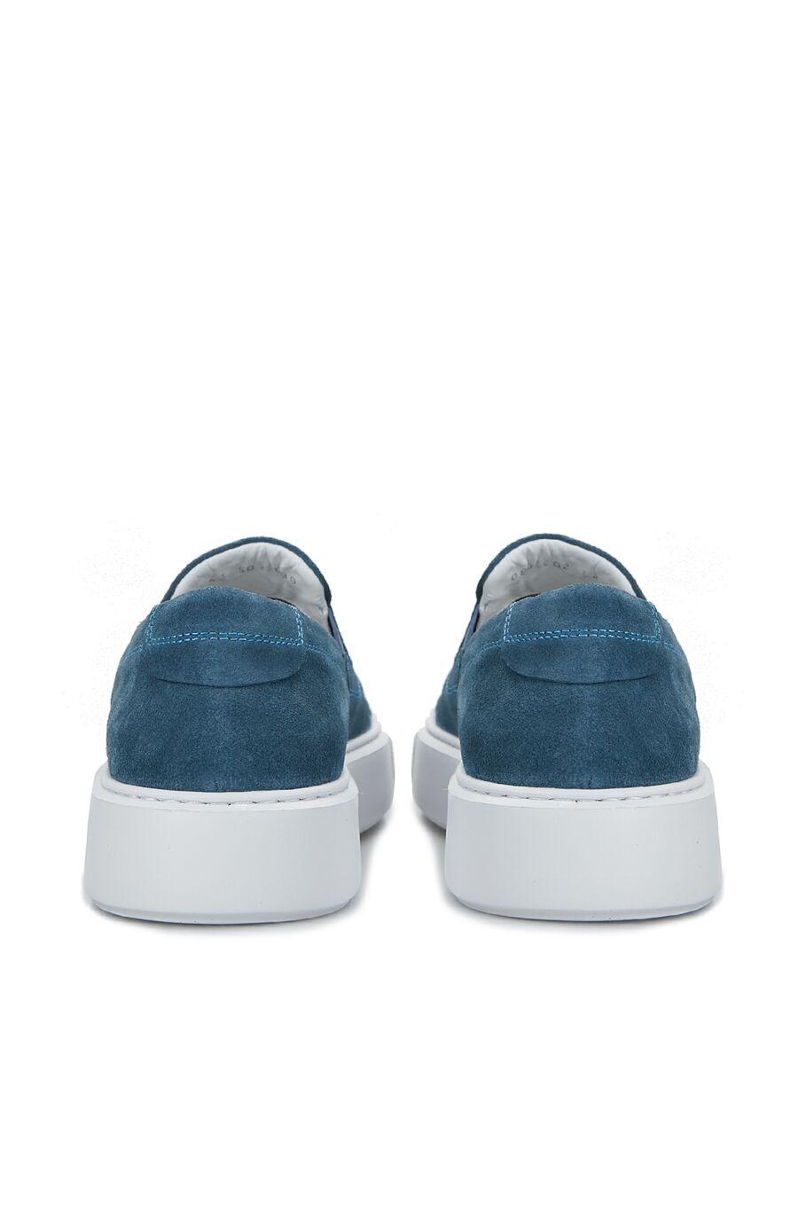 Erkek Mavi Ayakkabı
