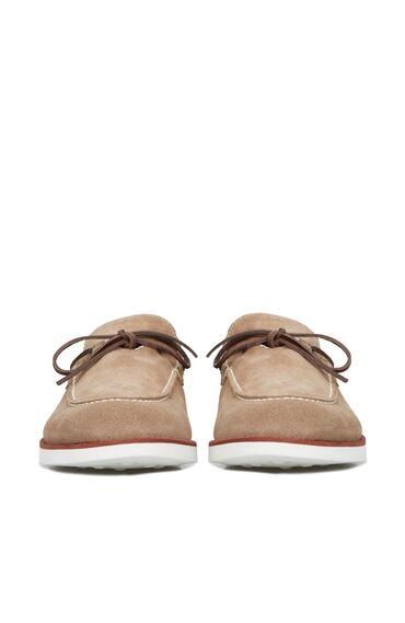 Vizon Erkek Süet Loafer