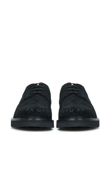 Erkek Lacivert Ayakkabı