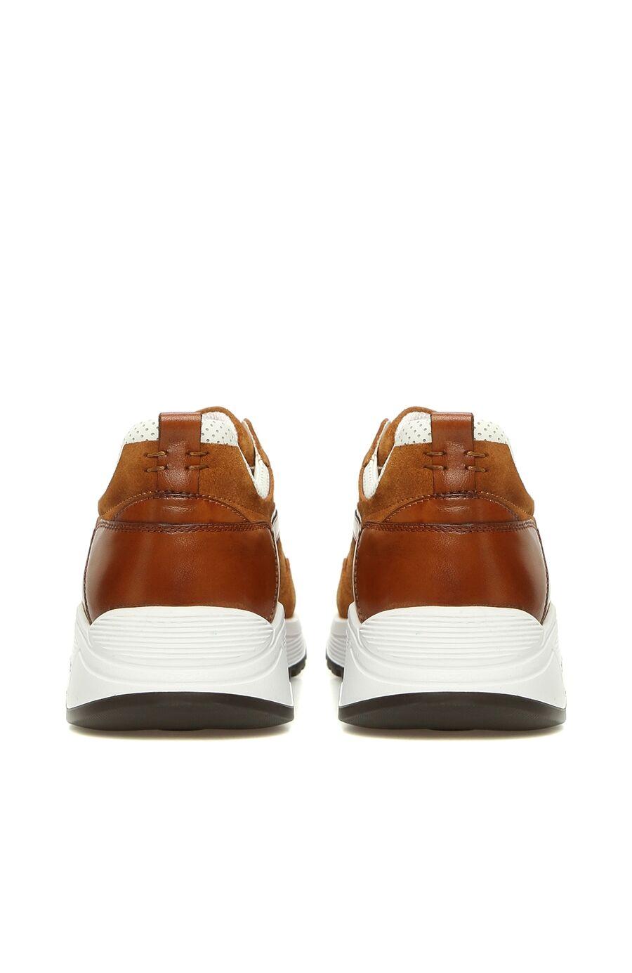 Taba Süet Erkek Sneaker