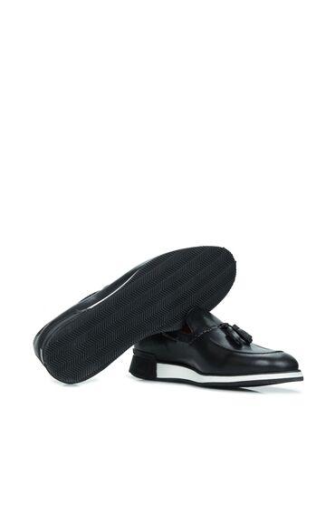 Erkek Lacivert Loafer