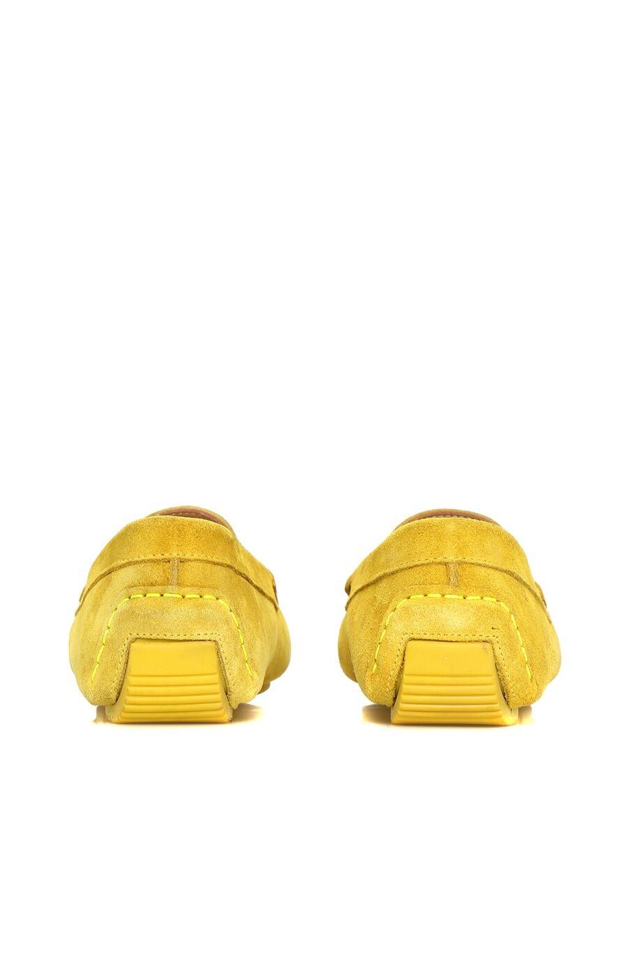 Kadın Sarı Loafer
