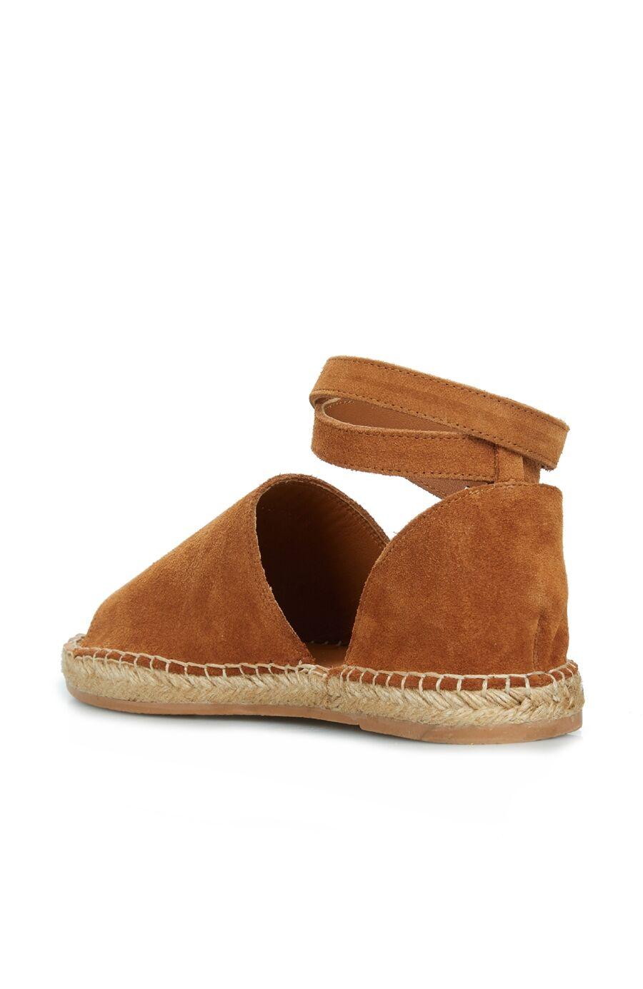 Kadın Taba Hasır Tabanlı Sandalet