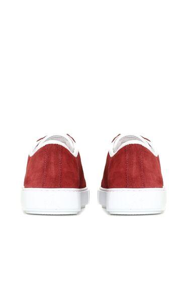 Kadın Kırmızı Sneaker