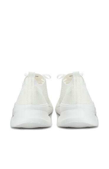 Kadın Ekru Sneaker