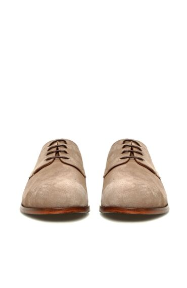 Vizon Kadın Süet Ayakkabı