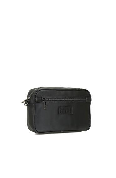 Kadın Siyah Patch Detaylı Çanta