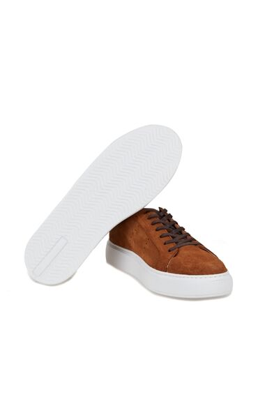 Tarçın Beyaz Erkek Sneaker