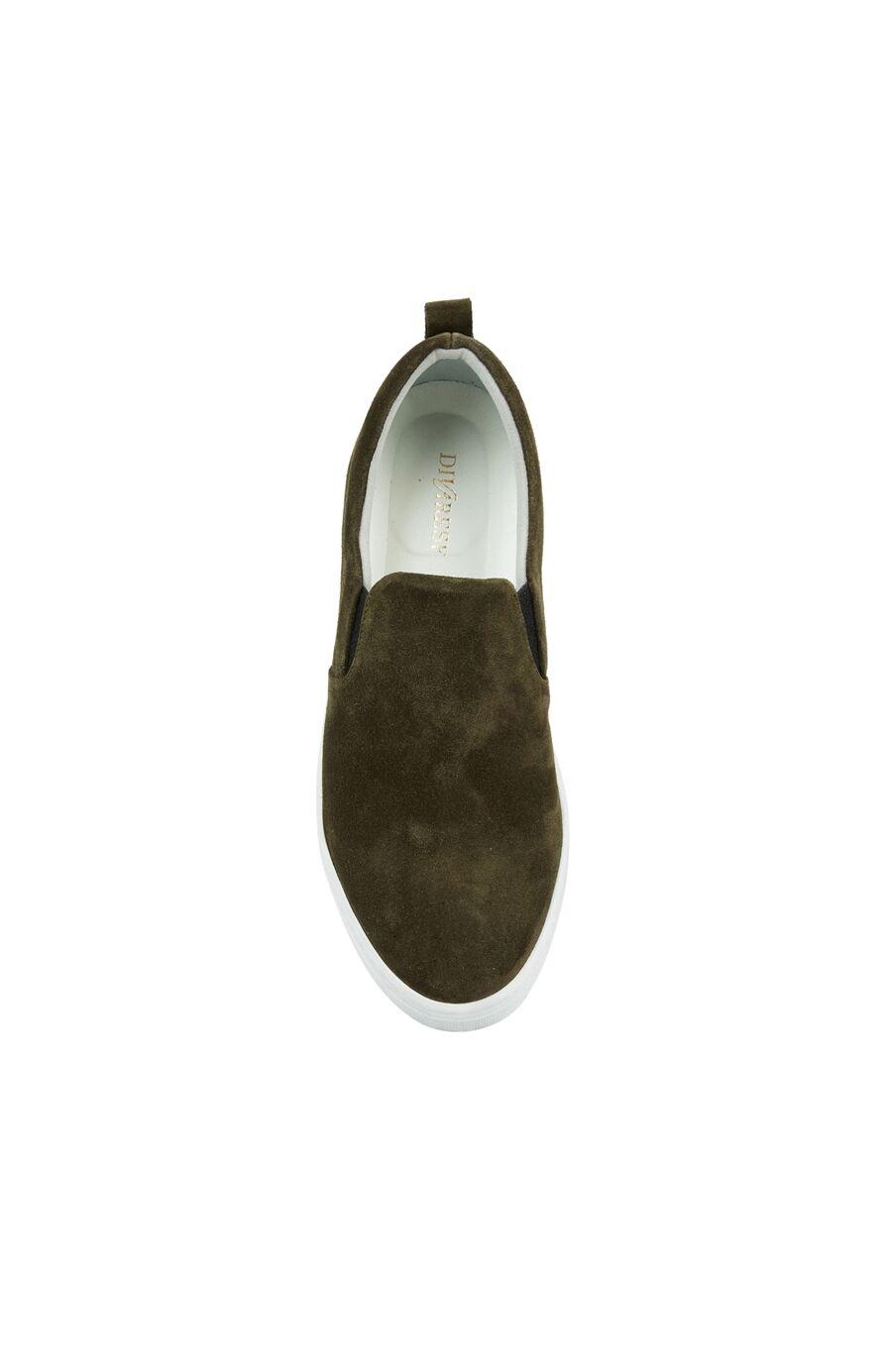 Haki Kadın Ayakkabı