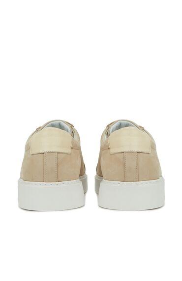 Bej Erkek Deri Ayakkabı