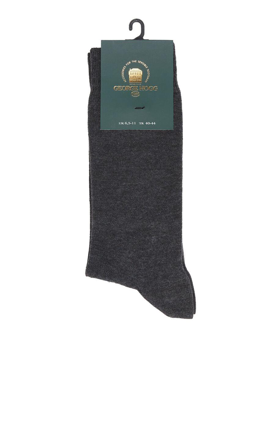 Gri Erkek Çorap