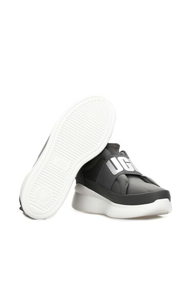 Gri Kadın Sneaker