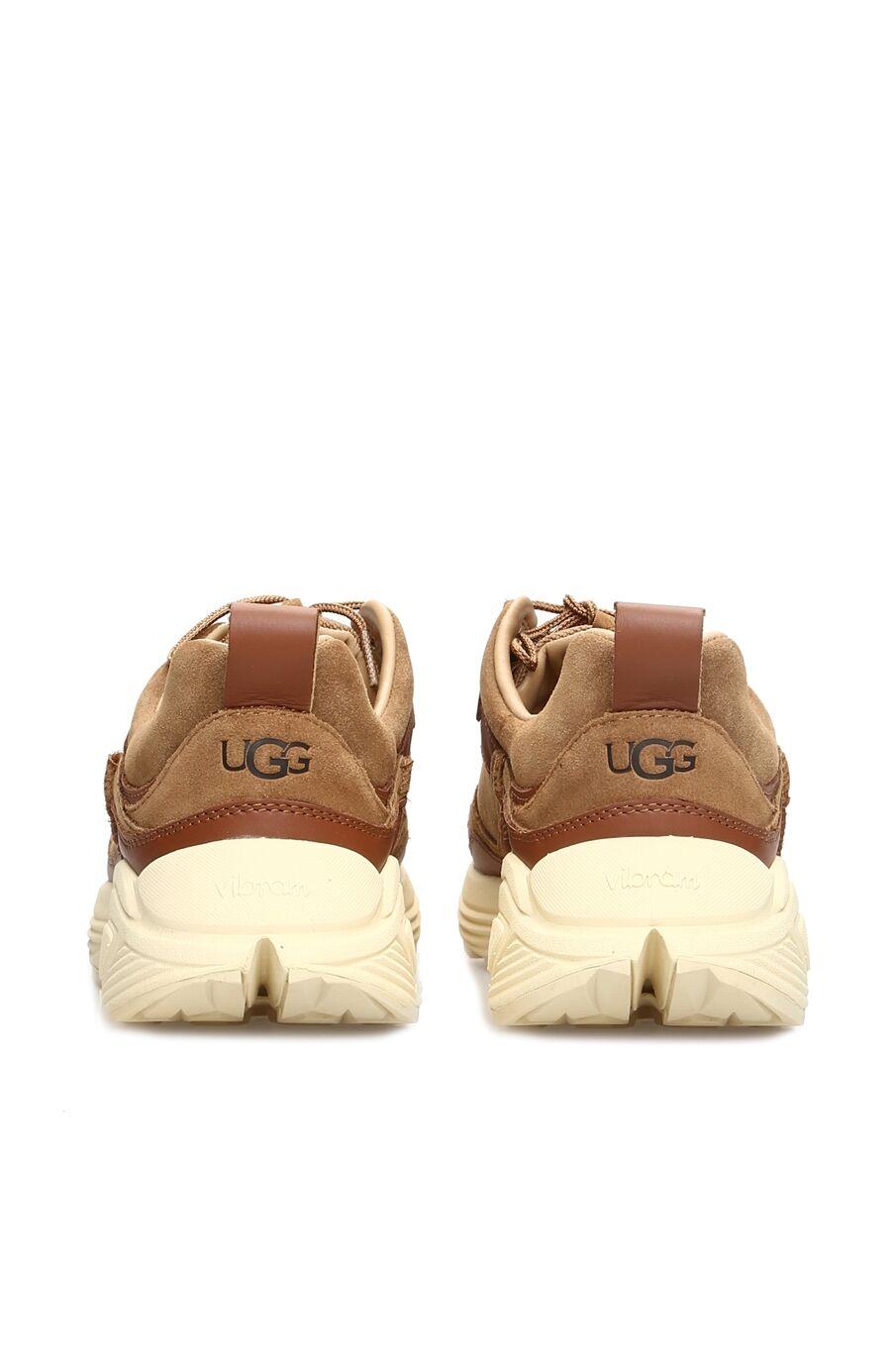 Camel Süet Sneaker