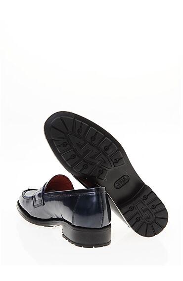 Lacivert Dexter Loafer Ayakkabı
